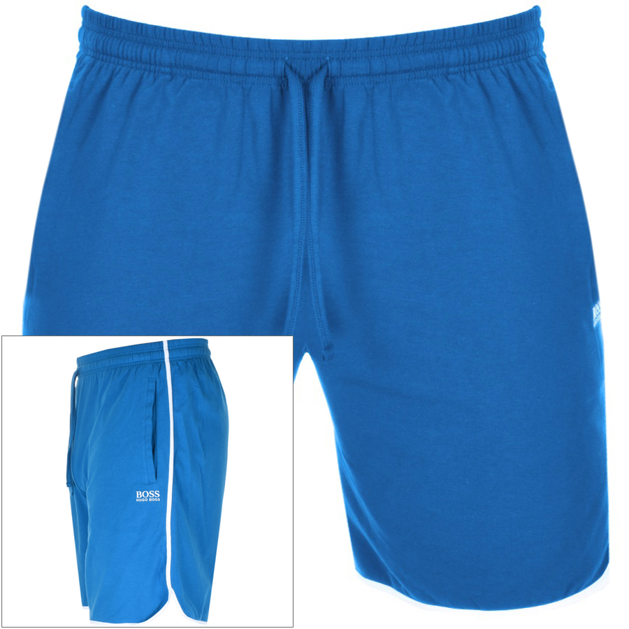BOSS HUGO BOSS Lounge Shorts Blue